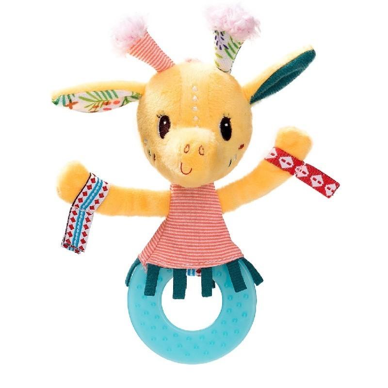 Bijtring Zia giraf | Lilliputiens -