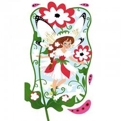 Glitterkaarten maken Fairies | Janod -