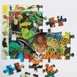 Puzzel Rainforest Observatie | Mudpuppy -
