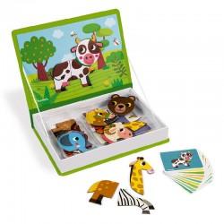Magneetboek dieren | Janod -