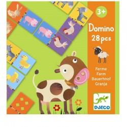 Domino Farm | Djeco -