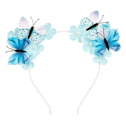 Diadeem Scottie blauw | Souza for Kids -