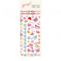 Tattoos Vogels | Souza for Kids -