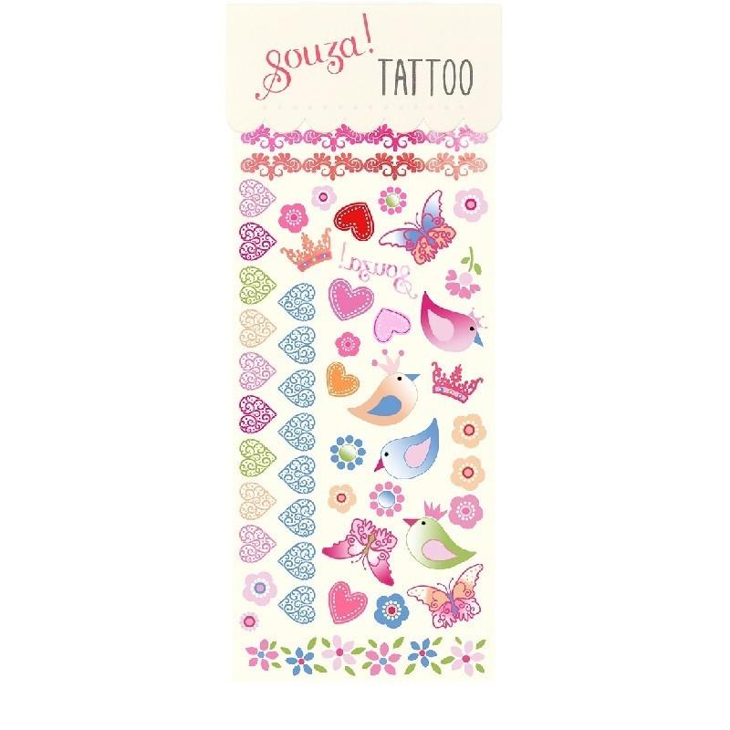 Tattoos Vogels | Souza for Kids -