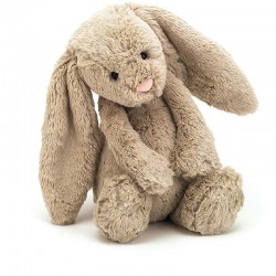 Knuffel bashful bunny beige medium | Jellycat -
