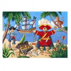 Puzzel Piraat | Djeco -