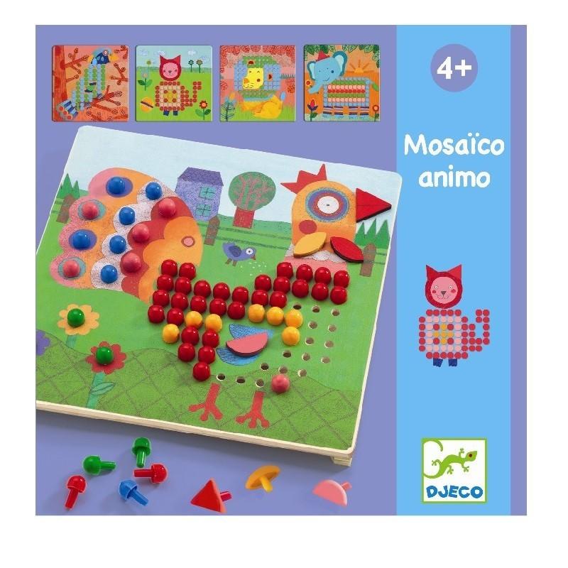Mosaico Animo | Djeco -