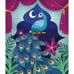 Borduurkaarten 1001 Nacht | Janod -