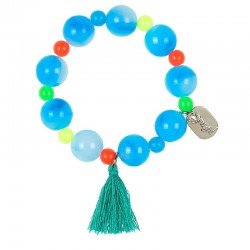 Armband Candy blauw | Souza for Kids -