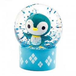 Mini Sneeuwbol So Wild Pinguin | Djeco -