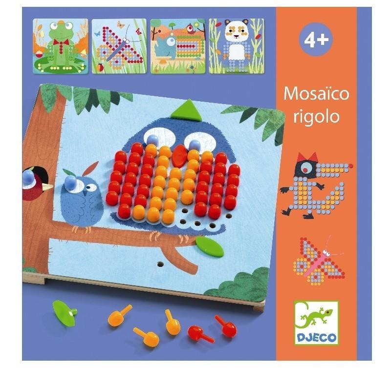 Mosaico Rigolo | Djeco -