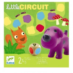 Spel Little Circuit | Djeco -
