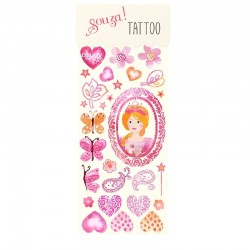Tattoos Prinses | Souza for Kids -