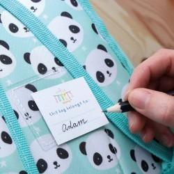 Rugzak Panda | A Little Lovely Company -