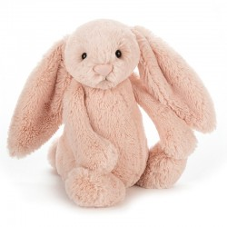 Knuffel Bashful bunny Blush small | Jellycat -