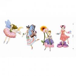 Jumping Fairies Trekpoppen | Djeco -