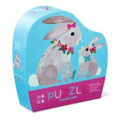 Puzzel Bunny Love | Crocodile Creek -