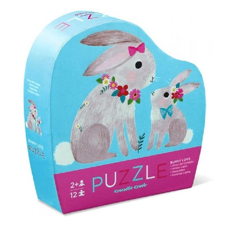 Puzzel Bunny Love   Crocodile Creek -