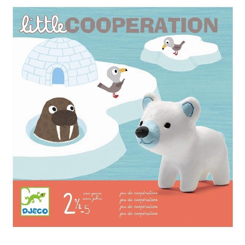 Spel Little Cooperation | Djeco -