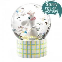 Mini Sneeuwbol So Wild Konijntje | Djeco -