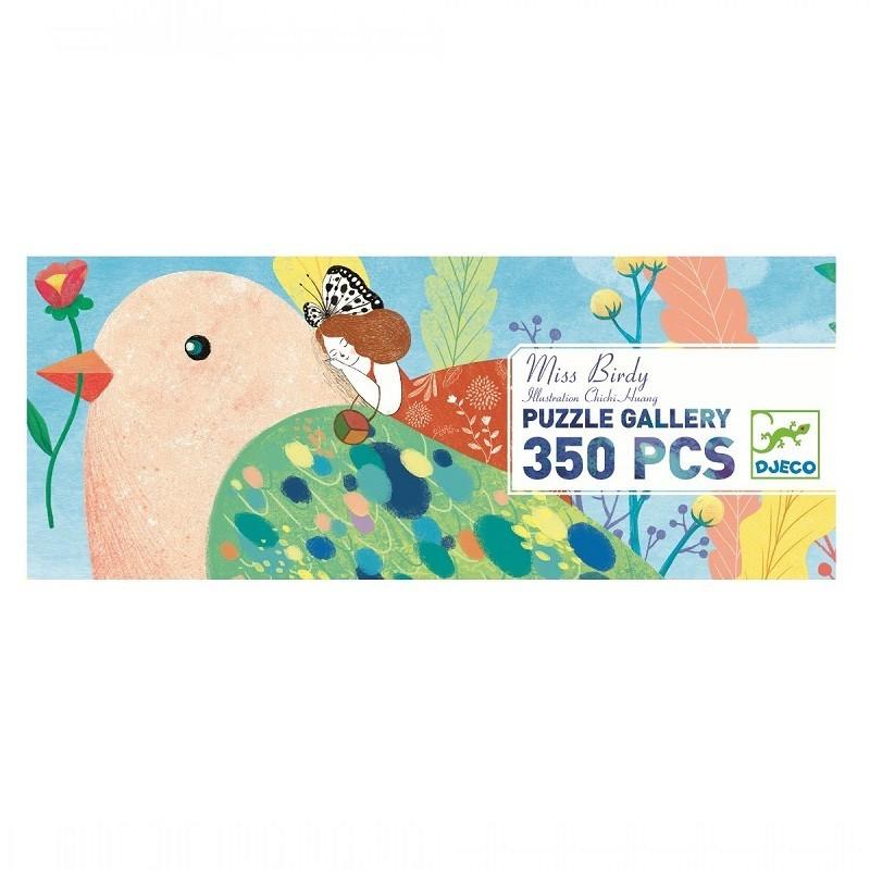 Puzzel Miss Birdy | Djeco -