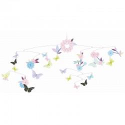 Mobiel Butterfly Twirl | Djeco -
