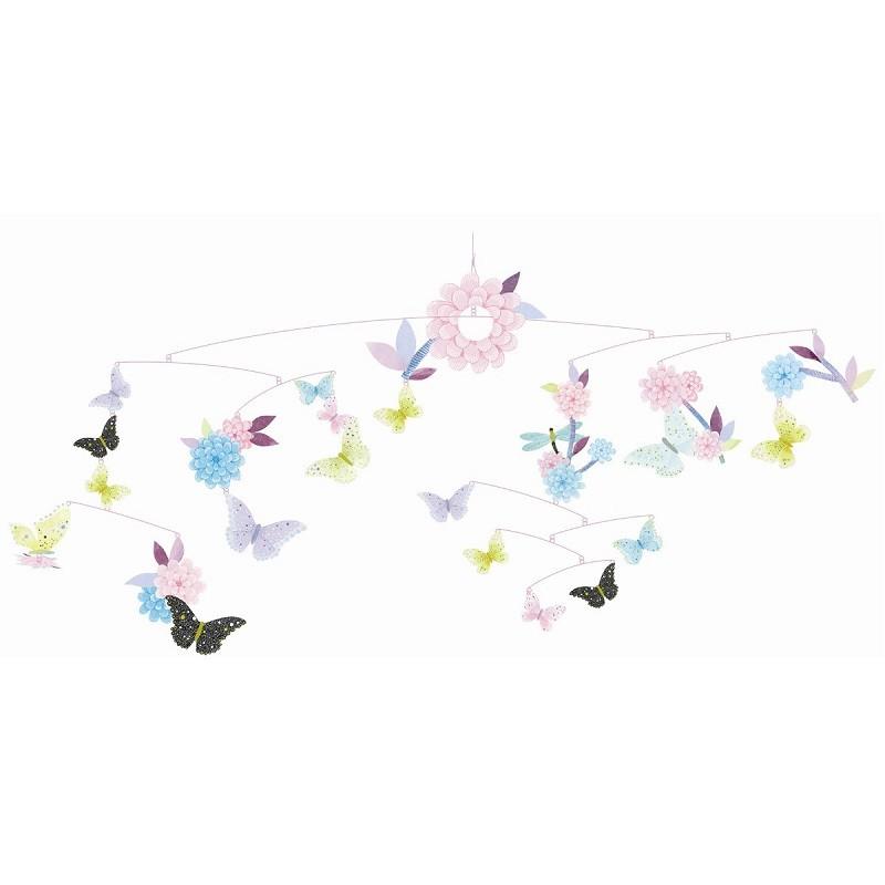 Mobiel Butterfly Twirl   Djeco -