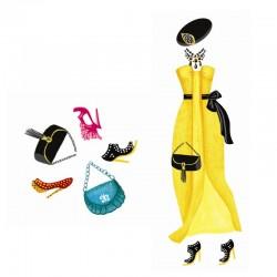 Aankleed poppen Massive Fashion | Djeco -