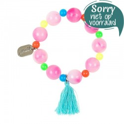 Armband Candy roze | Souza for Kids -