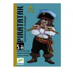 Piratatak Kaartspel | Djeco -