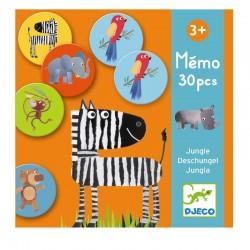 Memorie Jungle | Djeco -