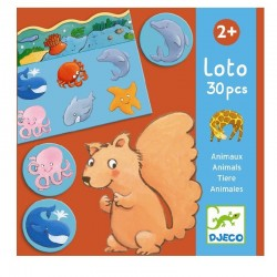 Loto Animals | Djeco -