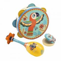 Muziekinstrumenten Animambo | Djeco -