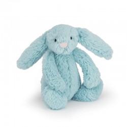 Knuffel bashful bunny aqua small | Jellycat -