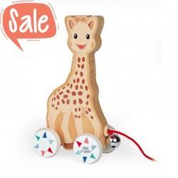 Trekfiguur Sophie de Giraffe | Janod -