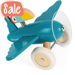 Vliegtuig Diego Spirit | Janod -