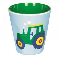 Melamine beker Tractor | Spiegelburg -