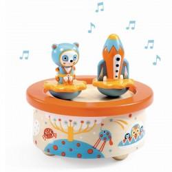 Muziekdoosje Space Melody | Djeco -