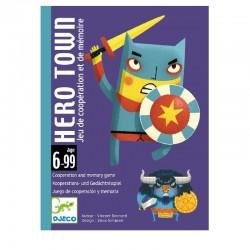Hero Town spel | Djeco -