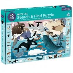 Puzzel Artic Life | Mudpuppy -