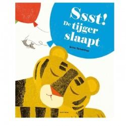 Ssst! de Tijger slaapt | Prentenboek -