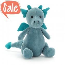 Knuffel Little Puff Sapphire | Jellycat -