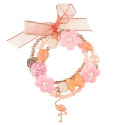 Armband Manou Flamingo | Souza for Kids -