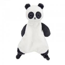 Knuffeldoekje panda | Sass & Belle -