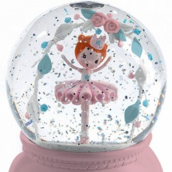 Sneeuwbol lamp ballerina | Djeco -