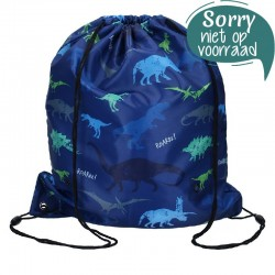 Gymtas Wild Friends Dino | Skooter -