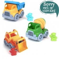 Set bouwvoertuigen | Green Toys -