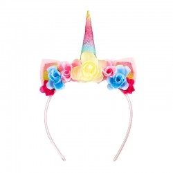 Diadeem Eenhoorn Rainbow | Souza for Kids -
