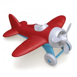 Vliegtuig rood | Green Toys -