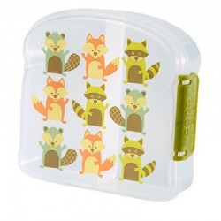 Snackbox Fox | Sugarbooger -